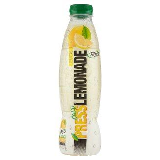 Rio Fresh Lemonade nesycený ovocný nápoj z přímo lisované citrónové šťávy a dužniny 750ml