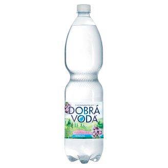 Dobrá voda Neperlivá s příchutí mateřídouška 1,5l