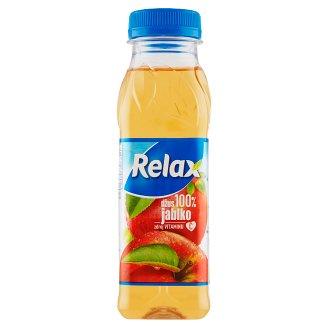 Relax 100% jablko 300ml