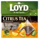 Loyd Pravý černý čaj s příchutí citrusových plodů 20 x 1,7g