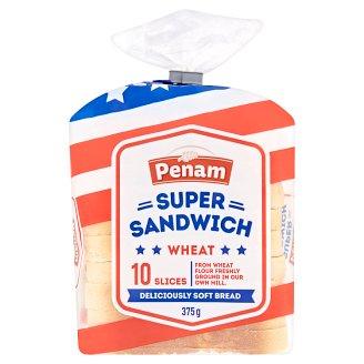 Penam Super Sandwich White 375g