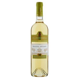 Zámecké Vinařství Bzenec Cellarium Bisencii Ryzlink rýnský víno bílé suché 0,75l