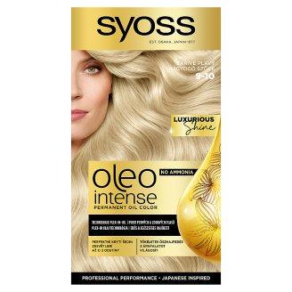 Syoss Oleo Intense dlouhotrvající olejová barva Zářivě Plavý 9-10