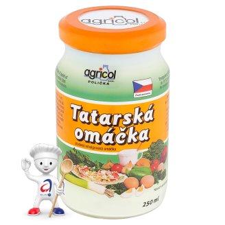 Agricol Tartar Sauce 250ml