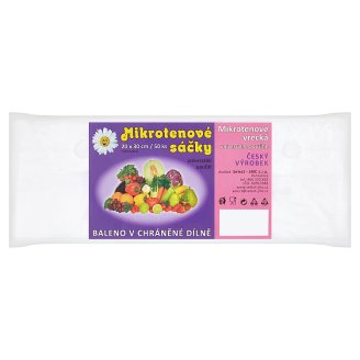 Select Microtene Bags 20 x 30 cm 50 pcs