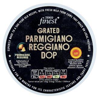 Tesco Finest Grated Parmigiano Reggiano DOP 60g