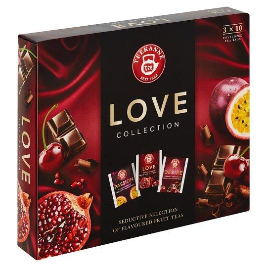 TEEKANNE Love Collection 3 x 10 sáčků, 70g