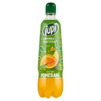 Jupí Superovocný sirup pomeranč 0,7l