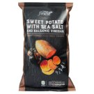 Tesco Finest Sweet Potato Crisps with Sea Salt & Balsamic Vinegar 125g