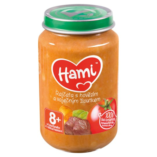 Hami Meat-and-bone Meal Tomatoes with Beef and Egg Yolks from the End of the 8th Month 200g