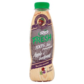 Rio Fresh 100% šťáva chlazená jablečno řepná 500ml