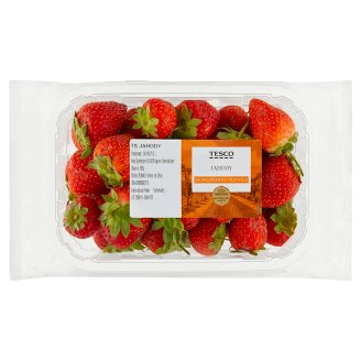 Tesco Eat Fresh Strawberries 500g