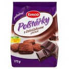 Emco Stuffed Pillows with Chocolate Flavor 175g