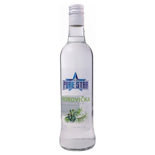Pure Star Borovička 35% 500ml