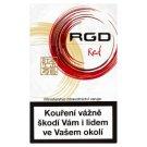 RGD Red 20 cigaret s filtrem