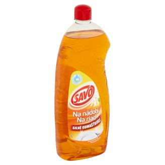 Savo For Dishes Orange Flower 1000ml