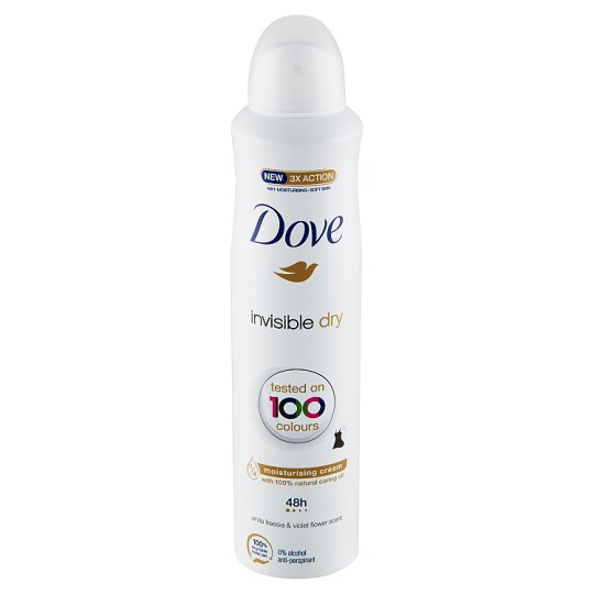 Dove Invisible Dry Anti-Perspirant 250ml