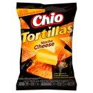 Chio Tortillas Kukuřičný snack s příchutí sýra 125g