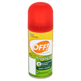 Off! Tropical rychleschnoucí sprej 100ml
