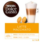 NESCAFÉ® Dolce Gusto® Latte Macchiato - Coffee Capsules - 16 Capsules in Packaging