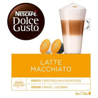 NESCAFÉ® Dolce Gusto® Latte Macchiato - Coffee Capsules - 16 Capsules in Packaging