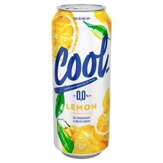 Staropramen Cool Lemon Non-alcoholic 0.5L