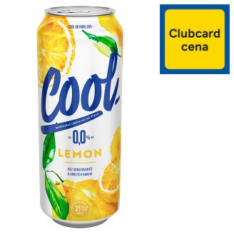 Staropramen Cool Lemon nealko 0,5l