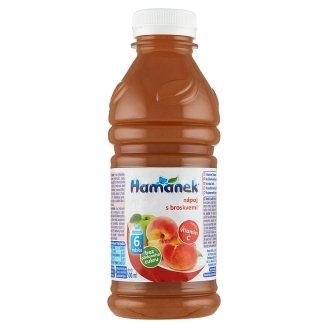 Hamánek Drink with Peaches 500ml