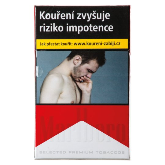 Marlboro Box Red FWD Cigarettes with Filter 20 pcs