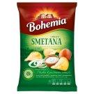 Bohemia Chips s příchutí smetany a cibule 77g