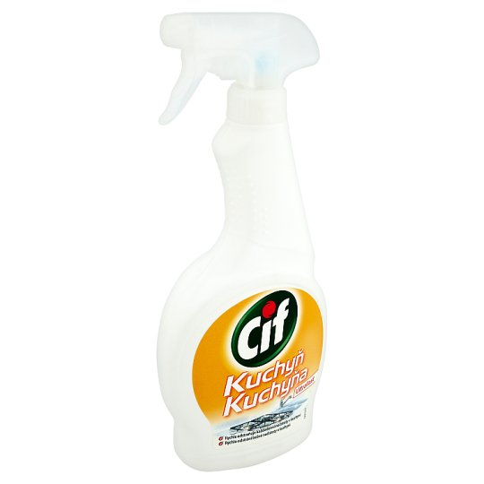 Cif Ultrafast Kitchen Degreaser 500ml