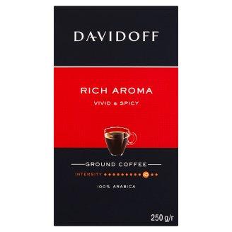 Davidoff Rich Aroma pražená mletá káva 250g