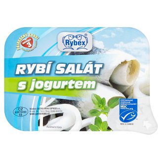 Rybex Fish Salad with Yoghurt 135g