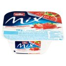 Müller Mix Jahoda + bianco jogurt 150g
