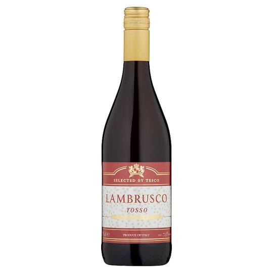 Lambrusco dell' Emilia I.G.T červené víno 75cl