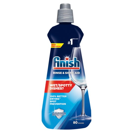 Finish Shine & Protect Rinse Aid 400ml