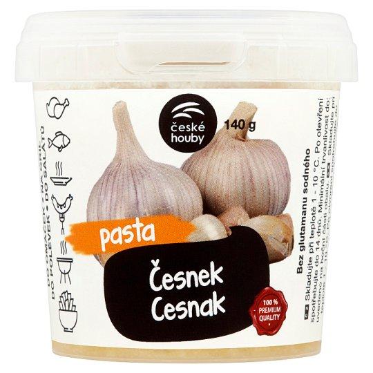 České Houby Pasta Garlic 140g