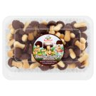 Biscuits of Funny Mushrooms in Chocolate 250g