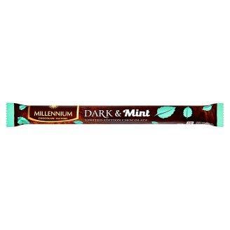 Millennium Hořká čokoláda s náplní 38g