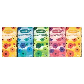 Springforce Pocket Tissues 10 x 10 pcs