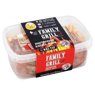 DZ Klatovy Family Grill marinované kuřecí maso