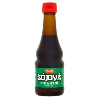 Vitana Soy Spicy Sauce 160ml
