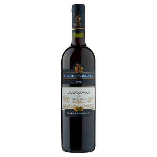 Zámecké Vinařství Bzenec Cellarium Bisencii Blaufränkisch Dry Red Wine 0.75L