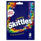 Skittles Darkside Chewing Candies in Sugar Crispy Crust with Fruit Flavours 174g