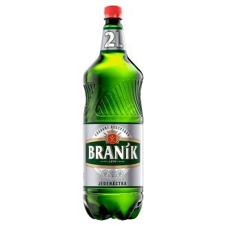 Braník Jedenáctka pivo ležák světlý 2,0l