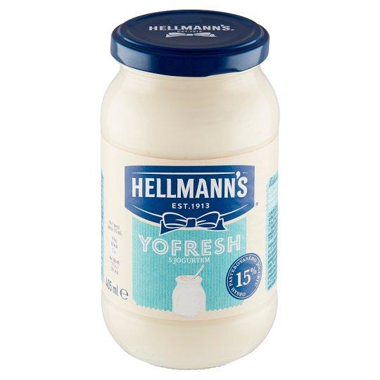 Hellmann's Yofresh s jogurtem 405ml