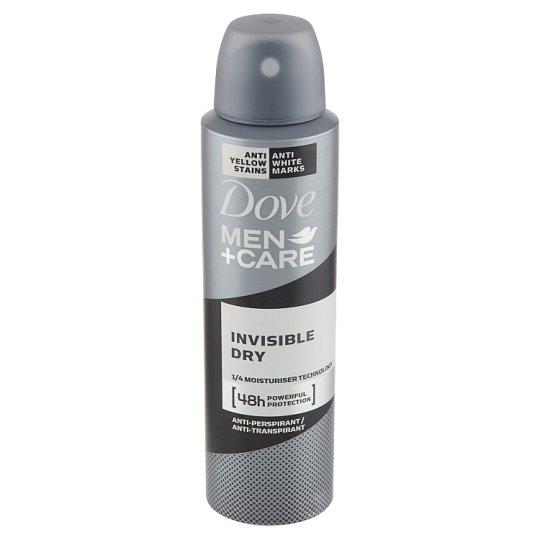 Dove Men+Care Invisible Dry antiperspirant sprej pro muže 150ml