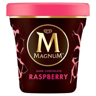Magnum Raspberry & Dark Chocolate zmrzlina v kelímku 440ml