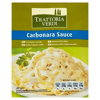 Trattoria Verdi Carbonara Sauce Mix 43g