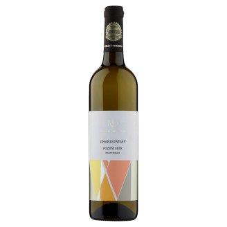 Vinselekt Michlovský Chardonnay pozdní sběr suché 0,75l